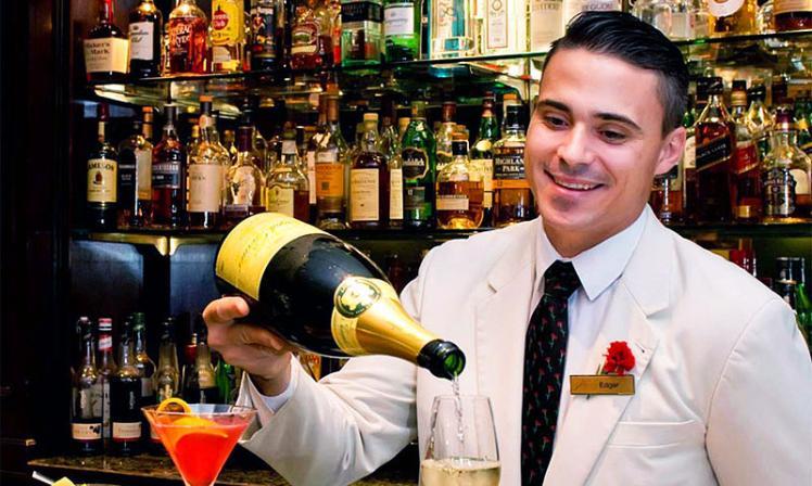 Curso de Servicios de Bar y Cafetería