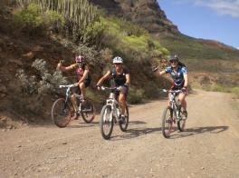 Guía por itinerario en bicicleta