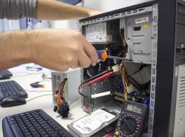Operaciones auxiliares en el montaje y mantenimiento de equipos microinformáticos