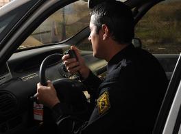 Especialidad vigilante de seguridad: Servicio de respuesta ante alarmas