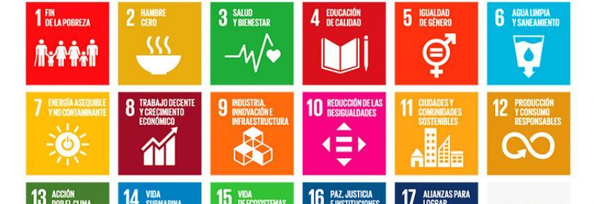 Naciones Unidas. 17 Objetivos de desarrollo sostenible para transformar nuestro mundo.