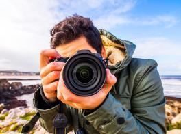 Fotografía y vídeo digital para RRSS