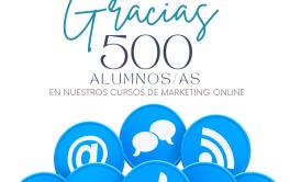 Últimos cursos gratuitos del Plan de Marketing