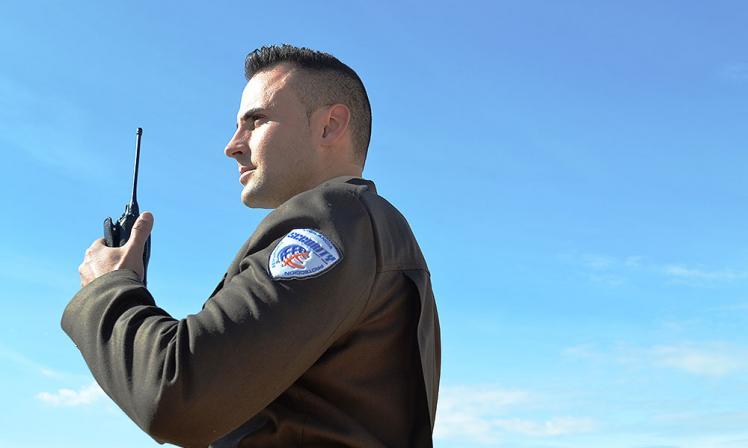 Certificado de Profesionalidad de Vigilante de Seguridad + inglés A1