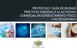 Protocolo anti Covid-19 en el Centro de Formación Canario