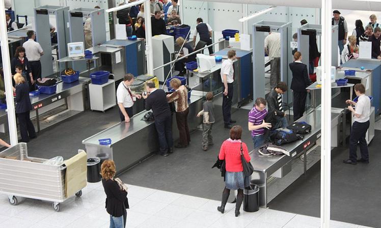 Especialidad vigilante de seguridad: Vigilancia en aeropuertos