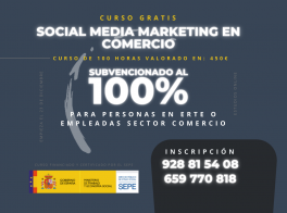 SOCIAL MEDIA MARKETING EN COMERCIO (COMMUNITY MANAGER)
