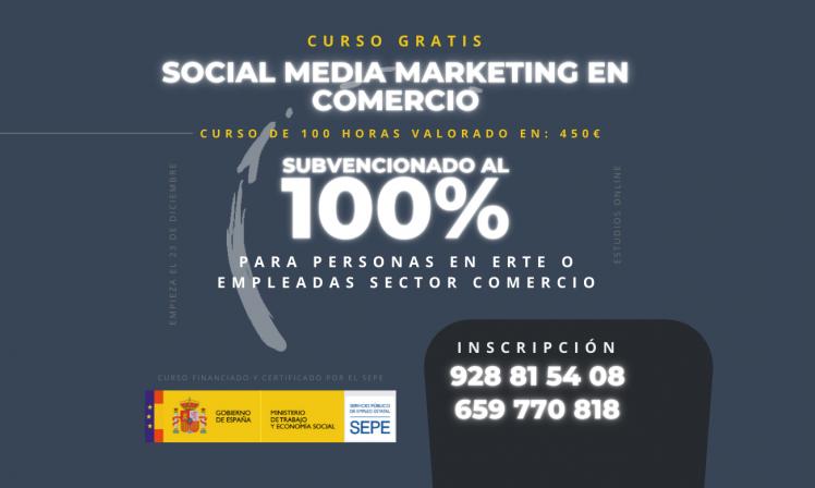 SOCIAL MEDIA MARKETING EN COMERCIO (COMMUNITY MANAGER)