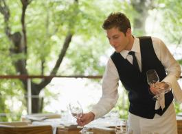 Servicios de Bar y Cafetería