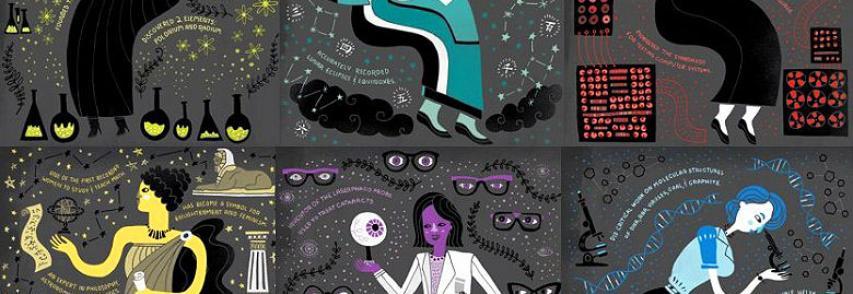 Grandes científicas en la sombra