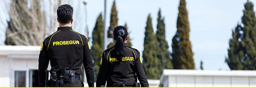 18-06-2019. PROSEGUR precisa Vigilantes de Seguridad en Barcelona y Girona.