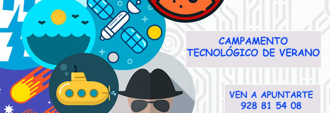 Campamento Tecnológico de Verano 2018
