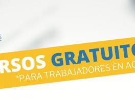 Cursos Gratuitos para personas en ERTE o empleadas