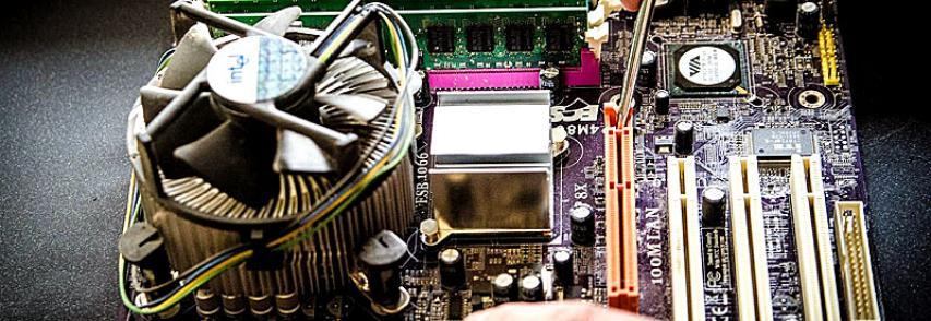 Curso de operaciones auxiliares en el montaje y mantenimiento de equipos microinformáticos