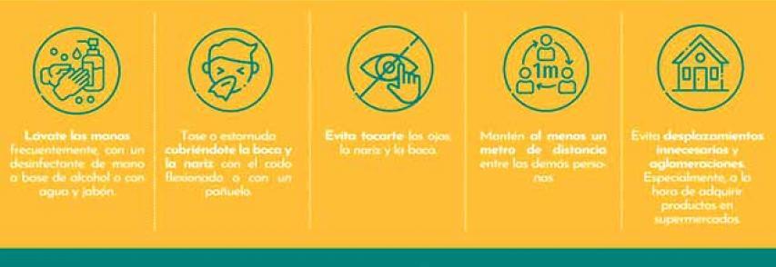 El Consorcio de Seguridad y Emergencias se suma a la campaña 'Yo me quedo en casa' para frenar el coronavirus.