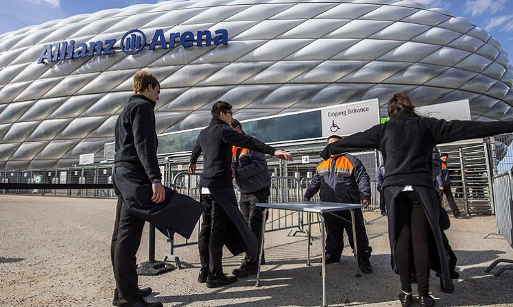 Especialidad de Vigilante de Seguridad: Eventos Deportivos y Espectáculos Públicos