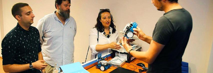El Cabildo de Lanzarote acercará la robótica y la realidad virtual a niñ@s y adolescentes de la isla